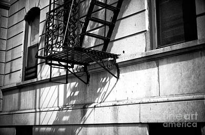 Escape Shadows Poster by John Rizzuto