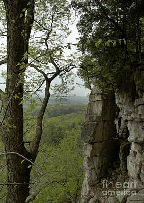 Escarpment Tunnel Poster