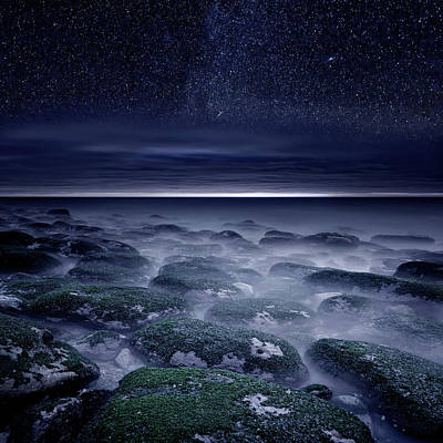 Poster featuring the photograph Eternal Horizon by Jorge Maia
