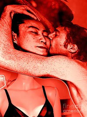 Eternal Love Poster by Ed Weidman