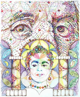 Eternidad- Sombra De Arreguin Poster