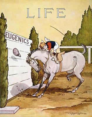 Eugenics: Magazine Cover Poster by Granger