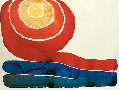 Evening Star IIi Poster by Georgia O'keeffe