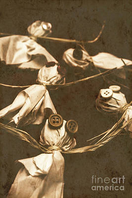 Evil B-grade Horror Dolls Poster by Jorgo Photography - Wall Art Gallery