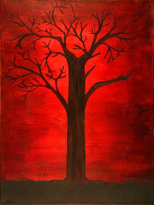 Evil Tree Poster
