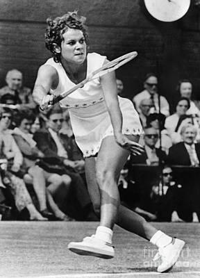Evonne Goolagong (1951- ) Poster