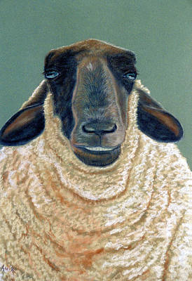 Ewe Move Me Baby Poster by Jan Amiss