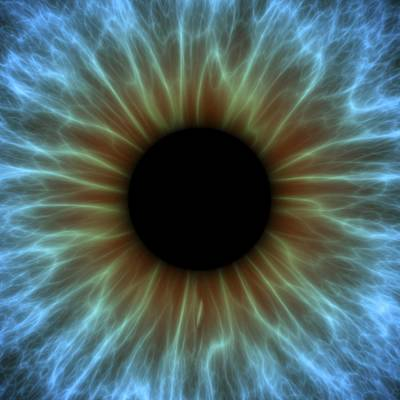 Eye, Iris Poster by Pasieka