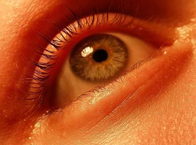 Eye Poster by Votus
