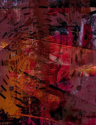 f 014 H Poster by Piotr Storoniak