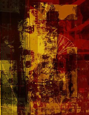 F 024 Poster by Piotr Storoniak