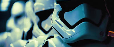 F O St - First Order Stormtroopers Poster