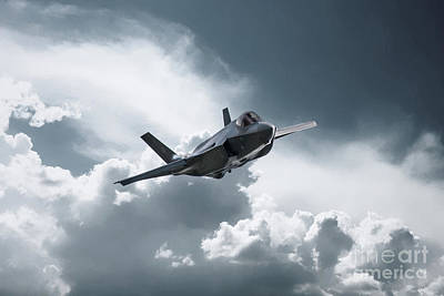 F35 Fast Pass Poster