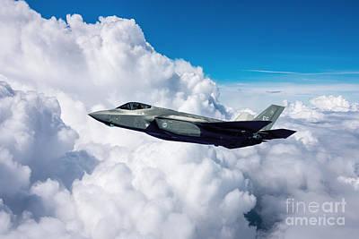 F35 Lightning II Poster