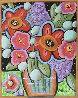 Fabulous Blooms 1 Poster