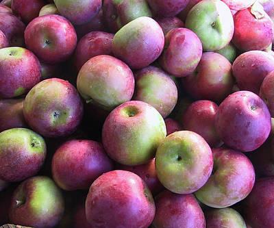 Fabulous Fall Fruits Poster