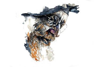 Face#4 Poster by Rafal Wnek