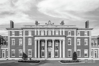 Fairleigh Dickinson University Hennessy Hall Poster by University Icons