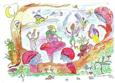 Fairy Glen Poster