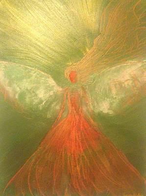 Fairy Poster by Laura Aldea