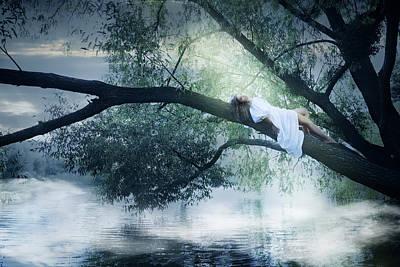 fairy Mermaid by Iuliia Malivanchuk Poster