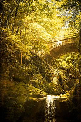 Fairyland In Matthiessen Poster