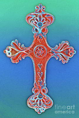 Faith Poster by Gwyn Newcombe