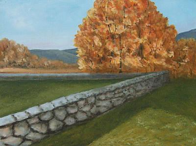 Fall Wall Poster
