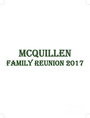 Family Reunion 2017 Poster