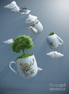 Fantastic Tea Poster