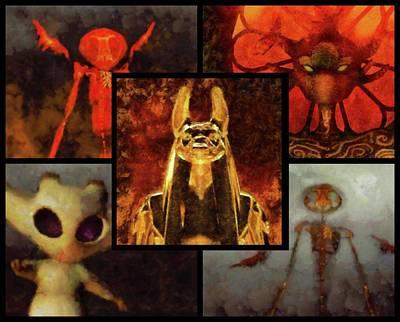 Fantasy Beasts Poster