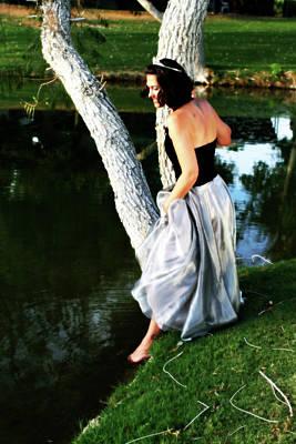 Fantasy Princess And The Pond Poster