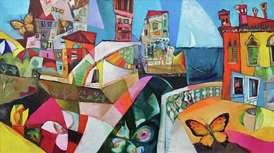 Farfalle Sul Mare Poster