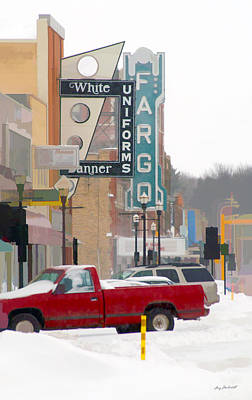 Fargo-1 Poster