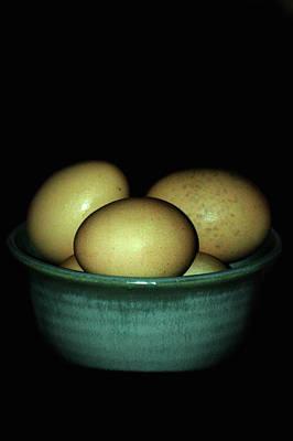 Farm Fresh Eggs Poster