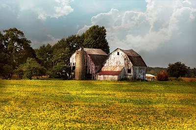 Farm - Ohio - Broken Dreams Poster