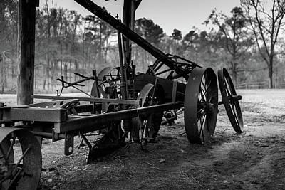 Poster featuring the photograph Farming Equipment by Doug Camara