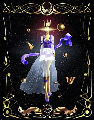 Fashion Goddess No. 2 Poster