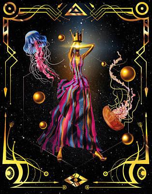 Fashion Goddess No. 3 Poster
