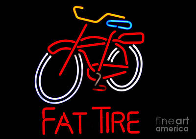 Fat Tire  Poster