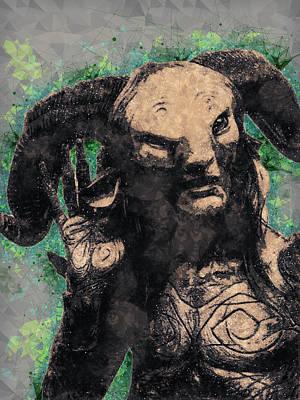 Faun - Pan's Labyrinth  Poster