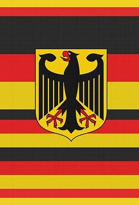 Federal Republic Of Germany  Poster