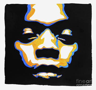 Fela. The First Black President. Poster