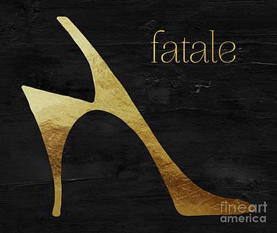 Femme Fatale I Poster