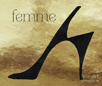 Femme Fatale II Poster