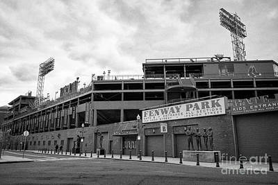 Fenway Park Home Of The Boston Redsox Usa Poster