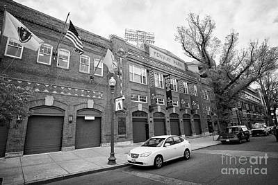 Fenway Park Home Of The Boston Redsox Yawkey Way Usa Poster