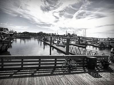 Fernandino Beach Dock 2 Poster