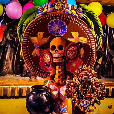 Festivitas Poster by Hugo Eloy TAO