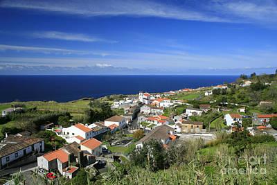 Feteiras - Azores Islands Poster